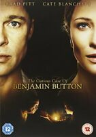 The Curious Case Of Benjamin Button [DVD] [2009][Region 2]