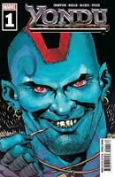 Yondu #1 MARVEL COMICS 2019 COVER A 1ST PRINT THOMPSON