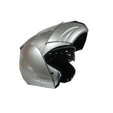 Viper RS-115 Flip Front ACU Gold Motorbike Motorcycle Helmet Silver XS (53-54cm)