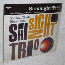 ShinSight Trio Shallow Nights Blurry Moon 2011 Taiwan CD (digipak)