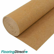 22m² FibreFlex Underlay- Laminate or Wood Flooring - 5mm Thick - Like Fibreboard