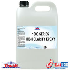 EPOXY (1000 series) High Clarity Resin - 6L kit