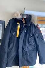 Parajumpers medium down parka coat jacket