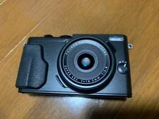 Fuji film Fujifilm X70 Black 16.3MP Compact Digital Camera w/Battery Charger