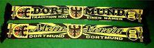 "Dortmund Schal ""TRADITION HAT EIN.."" Fan Ultra Kurve Block + 100 % Acryl + NEU +"