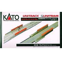 Kato 23-140 UniTrack & UniTram Tram Platform Tram Stop - N