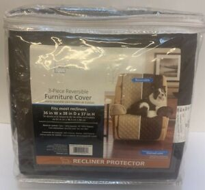 MAINSTAYS 3-PIECE FURNITURE COVER
