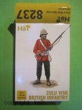 1:72 HäT 8237 Kolonialkrieg England Britische Infanterie Soldaten Zulu Afrika