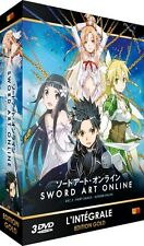 ★ Sword Art Online ★ Arc 2 (ALO) - Edition Gold - Coffret 3 DVD