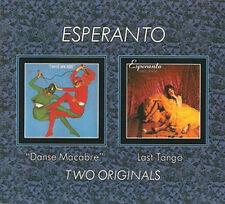 "Esperanto: ""Danse Macabre & Last Tango""  (Digipak-CD)"