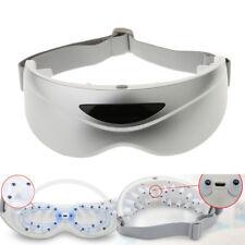 Forehead Eye Care Massager Acupressure Electric Vibration Massage Mask Tool