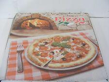 50 scatola scatole contenitore pizza cartone 34x56x5 pizzeria forni portapizza