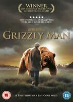 Nuovo Grizzly Man DVD