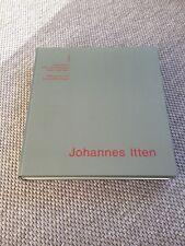 Johannes Itten diarios cuadernos de sketchbook de Bauhaus magnífico trabajo 570 S