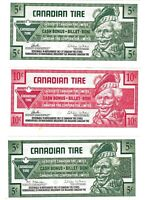 Collectible Canadian Tire Money 💰 #08