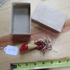 New listing Unknown vintage fishing lure (lot#8774)
