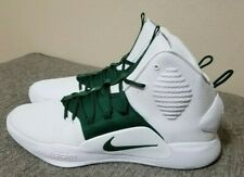 Nike Hyperdunk X TB Mens Basketball Shoes White Green AT3866-117 New Size 14
