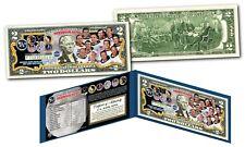 MOONWALKERS 12 Astronauts Who Walked on Moon Apollo NASA Genuine U.S. $2 Bill