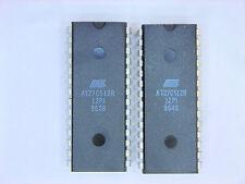 """AT27C512R-12PI  """"Original"""" Atmel  28P DIP IC  2 pcs"""