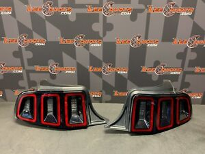 2013 FORD MUSTANG GT OEM LED TAIL LIGHTS
