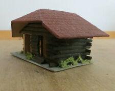 Faller Small Mountain Hut 293, Very Good Condition