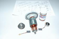 Hilti-TE54 Reparatursatz mit Rotor,Kohlebürtsen,Ritzel, Lager ,Öl, Zeichnung