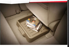 IVORY ACCESSORY TRAY UNDER SEAT FOR TOYOTA FORTUNER SUV 2005-2014 GENUINE PARTS