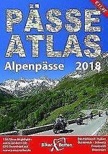 Pässe Atlas 2018 (2018, Taschenbuch)