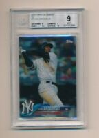 2018 Topps On Demand 3D Motion #71 Yankees Didi Gregorius BGS 9