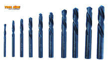 Drill bit set Left Hand Reverse 10pc for broken bolts