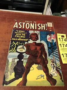 TALES TO ASTONISH #7 JAN 1960 ZENITH PUBLISHING SILVER AGE  no minimum reserve