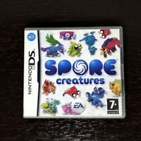 Spore Creatures (Nintendo DS, 2008) - European Version Complete Tested VGC