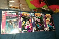 Batman: Gotham Nights #1 2 3 4 fn DC comics Complete mini-series lot run tv show