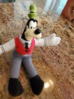 "Disney House of Mouse Goofy McDonald's Happy Meal Plush Kids Toy 7"" Figure"