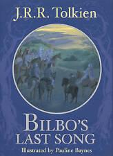 Bilbo's Last Song, J R R Tolkien Tolkien | Hardcover Book | Good | 9780091884888