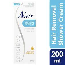 Nair Sensitive Hair Removal Shower Cream 200mL