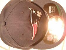 New Era 59FIFTY New England Patriots Football Hat NFL Sz 7 1/4 Free Shipping
