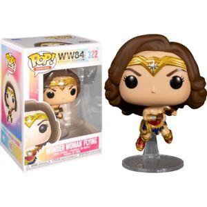 Wonder Woman 1984 - Wonder Woman Flying #322 - New Funko POP! vinyl Figure