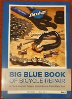 Big Blue Book of Bicycle Repair by Jones, C. Calvin Book free postage