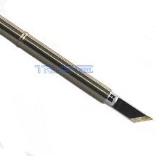 T12-KF Replace Soldering Solder Iron Tip For Hakko Shape-KF PCB Repair Product
