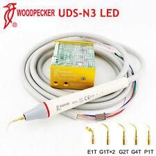 Woodpecker LED Détartreur ultrason dental intégré UDS-N3 pour fauteuil dentaire