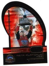 2002 Press Pass Eclipse Racing Champions Jeff Gordon NASCAR Die Cut Card #RC13