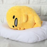Gudetama lying plush doll dolls pillow cushion cute doll big size GT01 new