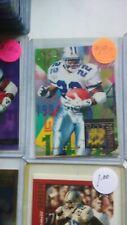 EMMITT SMITH 1994 FLAIR HOT NUMBERS FOOTBALL CARD DALLAS COWBOYS