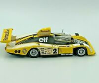Alpine Renault A442 Die Cast Model Car 1/43 Scale Winner Le Mans 1978 Boxed