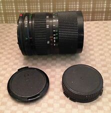 Canon Zoom Lens FD 35-70mm 1:4 Made In Japan  Vtg Preowned Untested
