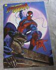 Amazing Spider-Man Gargoyle 1995 Greg Hildebrandt OSP Marvel Poster #2759 VGFN