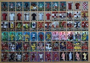 Panini Adrenalyn XL UEFA Euro 2020 - 2021 Kick Off aus Sonderkarten aussuchen