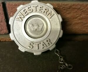 Western Star Fuel Cap