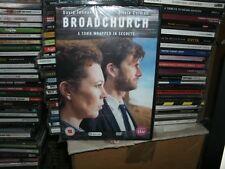 Broadchurch (DVD, 2013, 3-Disc Set) DAVID TENNANT